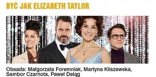 Być jak Elizabeth Taylor-kup bilet online