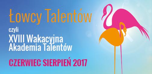 Wakacyjna Akademia Talentów