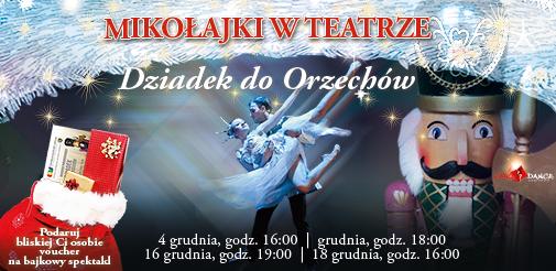 Dziadek do orzechów - kup bilet online