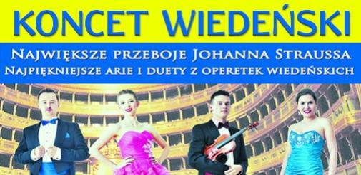 Koncert Wiedeński - dodatkowa godzina o 19:30