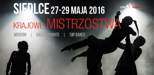 Krajowe Mistrzostwa IDO Modern, Ballet/Pointe, Tap Dance 2016