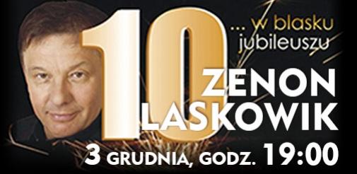 """Zenon Laskowik """"W blasku jubileuszu"""""""