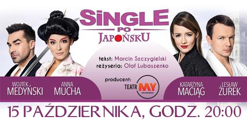 Single po japońsku - kup bilet online
