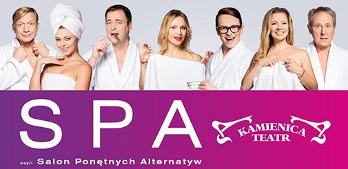 SPA czyli Salon Ponętnych Alternatyw - kup bilet online
